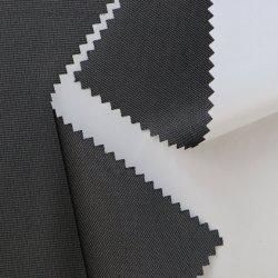 40d Tricot полиэстера с PU Mebrane 2 слоя ткани для хирургических Gowns барьер Gowns Критические зоны