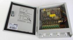 9CH 12V10A 120W 감시 사진기 전원 분배