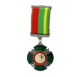 Oferta grossista réplica dos Estados Unidos Personalizado soldado alemão Exército religiosa militar Medalhão Prêmio Medalha de fita para venda