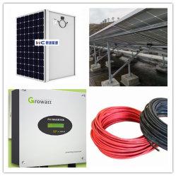 Systèmes d'énergie solaire 5KW de puissance avec 270 Watt panneau solaire