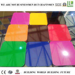 Exibição Expandida sob forma de PVC Board Placa de espuma coloridos