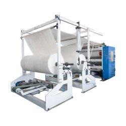 Entièrement automatique du papier de soie de replier la machine de découpe de gaufrage