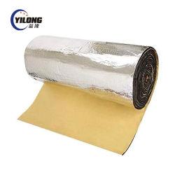 Auto-adhésif isolant thermique en caoutchouc mousse