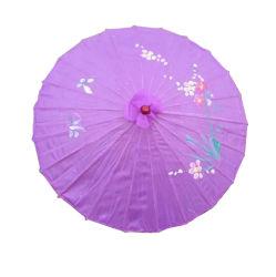Logotipo promocional guarda-chuva de papel de óleo personalizado
