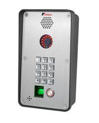 Teléfono de la puerta de vídeo IP Sistema de intercomunicación