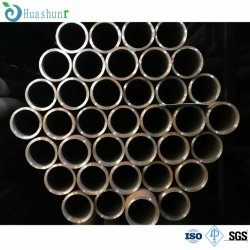 건축재료를 위한 재고 스테인리스 이음새가 없거나 용접한 용접 탄소 또는 합금에 의하여 직류 전기를 통하는 GI 사각 강관 관 또는 수관 또는 보일러