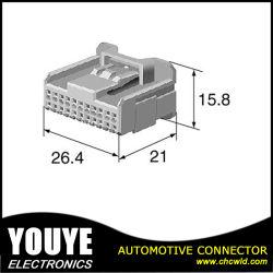Connecteur de faisceau de câblage de l'automobile 6098-3925