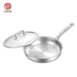 Высокопроизводительные титана алюминиевый корпус из нержавеющей стали клад посуда, повредить антипригарное покрытие сковороде