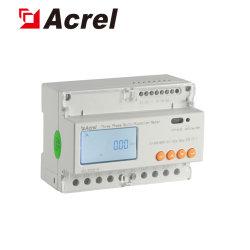 Adl3000-E/C LCD 3p4w de ZonnePV Subentry Digitale DIN van de Macht RS485 Modbus Multifunciton Meter In drie stadia van de Macht van KWu van de Meter van de Energie van het Type van Spoor