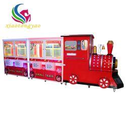 Machine van het Spel van de Kraan van de Klauw van Doll van de Verkoop van de Klauw van de Kraan van de trein de Hoofd