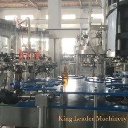 Relleno de alta capacidad de línea de producción de cerveza en venta