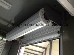 Automatische Aluminiumlegierung oder Metall motorisierte obenliegende Rollen-Blendenverschluß Warehoues Garage