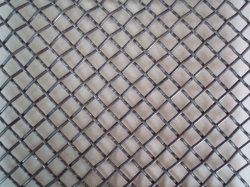 Todos los estándar de calidad de la fábrica de malla de alambre de hierro engastada