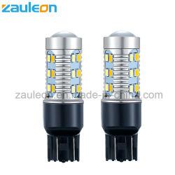外部の自動車回転シグナルライトのためのT20 W21/5W 7443 LEDの球根