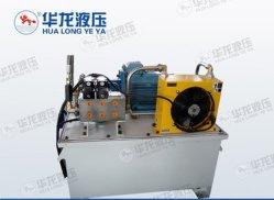 Venta directa de fábrica de la estación de bomba hidráulica Horizontal de ingeniería de sistemas de freno no estándar, la estación hidráulica Máquina sistema hidráulico