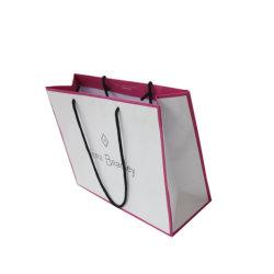 بيع بالجملة مصنعي المعدات الأصلية جودة نيس السعر لطيف هدية ورقة التسوق حقائب التوت