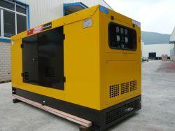 50kVA-300kVA insonorisées Générateur Diesel quatre temps 60kVA avec la CE a approuvé