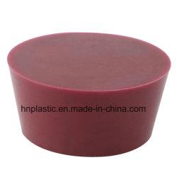 Kundenspezifischer Silikon-Gummi-sich verjüngender Stecker, Silikon-Gummi-Produkte