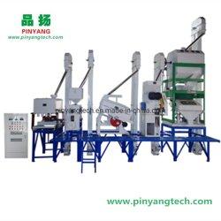 20 T/D Grian aufbereitende Maschine für Reis-Fabrik