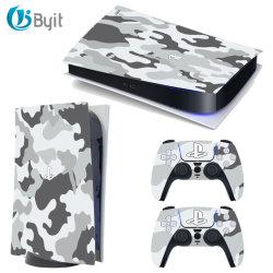 Juego Byit Joypad piel adhesivo para PS5 Controller