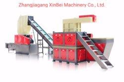 De multifunctionele Ontvezelmachine van de Schacht van de Pijp van het Afval Harde Plastic Materiële Enige voor Recycling