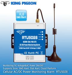GSM SMS 힘 정전 경보 Modbus TCP RTU5028