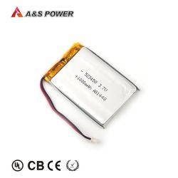 حزمة بطارية ليثيوم أيون أصلية 3.7 فولت 1000 مللي أمبير/ساعة مع UL للألعاب الكهربائية