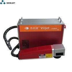 10With20With30W online van de Vezel van de Laser het Merken/van de Gravure/van de Codage Machine voor de Metaal/Hulpmiddelen van de Hardware