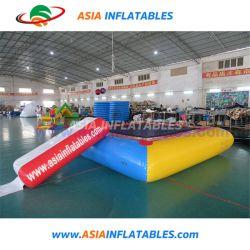 Надувные Bouncer воды, квадратные надувной батут водных видов спорта для продажи