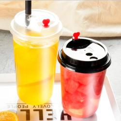 12oz одноразовой пластиковой чашки для напитков