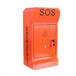 هاتف الطوارئ على الطريق لبرج الطوارئ هاتف SOS GSM على الطريق