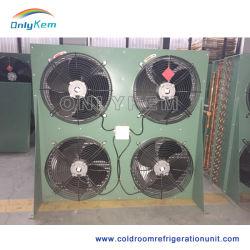 Condenseur refroidi par air/refroidisseur avec le moteur pour chambre froide