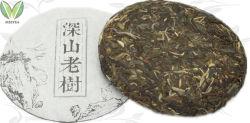 Горячие продажи органических детоксикации упаковки чая Puer похудение