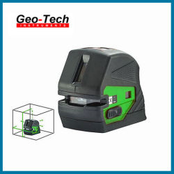 Croix auto-nivellement Line & 5 points Niveau laser (FDG-232G)