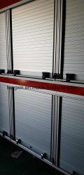 Roll up/ chariot porte Portes du véhicule / Obturateur du rouleau de porte (alliage en aluminium)