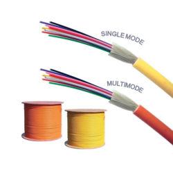 Multi-core GJFJV fabricante de fibra óptica de la cinta de opciones en el interior de los cables utilizados para la interconexión entre equipos de comunicación