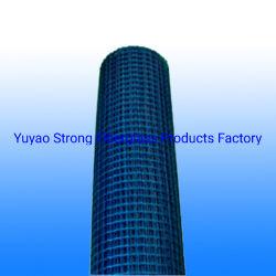 Alkali-bestand Netto Glasvezel Met een laag bedekt met Koolstof