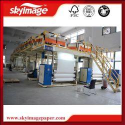 Multi-funcional equipos de recubrimiento de papel de alta velocidad de impresión de transferencia de calor