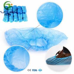 プラスチックPE ShoecoverのPEの靴は作られる機械MachineによるPEの靴カバーを覆う