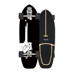 Hot-Selling Maple Travel Brush Street Board vier-Wheeled Land surfen Skateboard Visbord