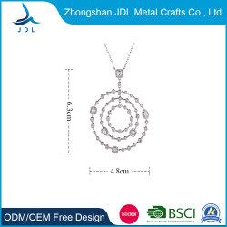 Cercle Hollow Out Imitation Pearl cordon Drop Earrings Bijoux de mode (12)