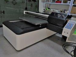 예리한 질을%s 가진 병 또는 로고 스티커 또는 선물 품목에 다기능 6090의 평상형 트레일러 인쇄 기계 인쇄