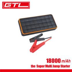 700 un pico de salto de coche auto arranque auxiliar de batería y 18000mAh cargador de baterías externas Portátil para automóvil, barco, el teléfono
