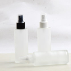 Heißer Zoll-verpackenflasche 100ml desinfizieren des Verkaufs-2020 mit wahlweise freigestellter Spray-Kappe BPA frei für Sterilisation/