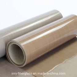 PTFEのテフロンコーティングのガラス繊維ファブリック