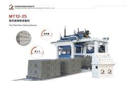 Heißer automatischer freier Ladeplatten-Kleber des Verkaufs-Mt12-25 voll/konkreter /Solid-Ziegelstein-Block, der Maschinen-Höhlung-Block /Brick herstellt Maschinerie bildet