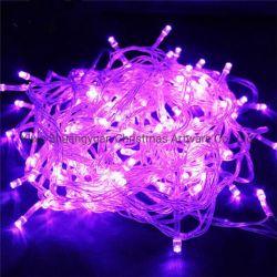 LED de Natal no exterior das luzes de seqüência de luzes natalinas