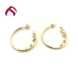 販売の高品質925の純銀製の火オパールのイヤリングの宝石類