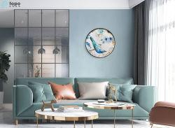 De qualité supérieure à 500mm Cercle Glass-Painting décoratifs pour la vente (MR-YB6-2054F)