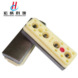 Malende Hulpmiddelen voor de metaal-Band van de Tegel van het Graniet het Blok van Fickert van de Diamant